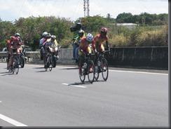 2ème étape Tour cycliste Guadeloupe 2015-Sainte Anne- Gourbeyre 011