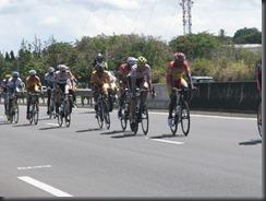 2ème étape Tour cycliste Guadeloupe 2015-Sainte Anne- Gourbeyre 019