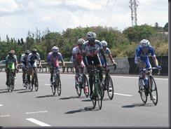 2ème étape Tour cycliste Guadeloupe 2015-Sainte Anne- Gourbeyre 021