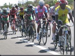 2ème étape Tour cycliste Guadeloupe 2015-Sainte Anne- Gourbeyre 025