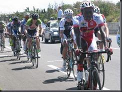 2ème étape Tour cycliste Guadeloupe 2015-Sainte Anne- Gourbeyre 026